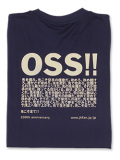 JKFan200号記念 OSS!!Tシャツ「先こそ全て」 紺