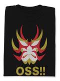 Tシャツ OSS!! 歌舞伎 黒