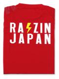 2018 JKF×デサント JAPAN Tシャツ (レッド)