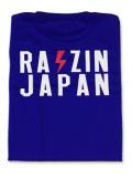 2019 JKF×デサント JAPAN Tシャツ (ブルー)