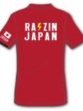 Tシャツ JKF×デサント JAPAN2020(レッド)