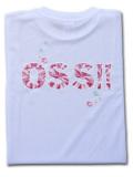 OSS!! ジュエリー Tシャツ 白