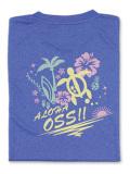 Tシャツ OSS!! ALOHA ミックスブルー
