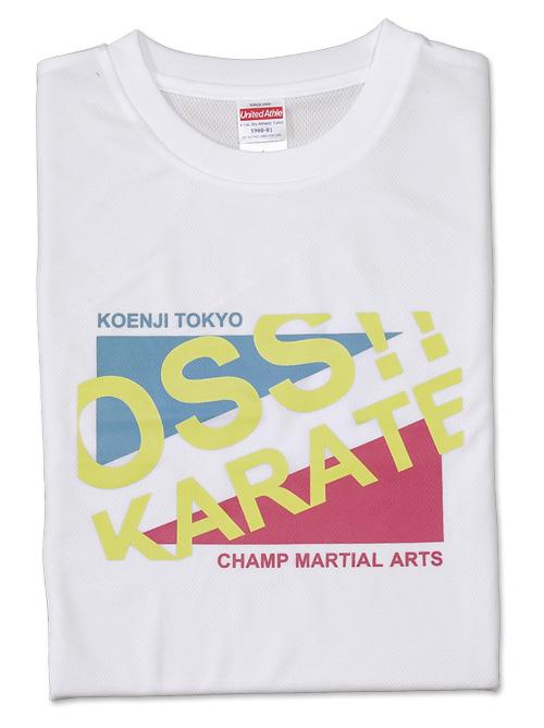 Tシャツ OSS!! おしゃれ風 白