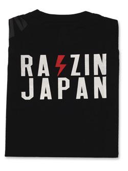 2018 JKF×デサント JAPAN Tシャツ (ブラック)
