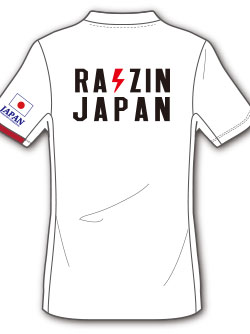 Tシャツ JKF×デサント JAPAN2020(ホワイト)