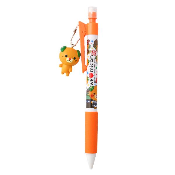みきゃんフィギュア付シャープペン