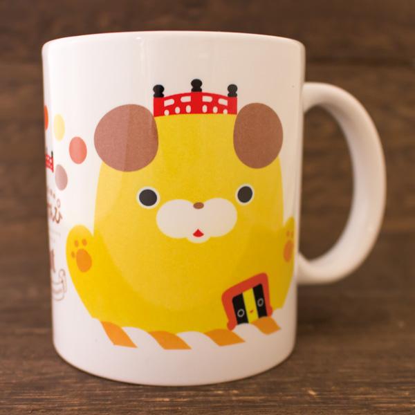 とさけんぴマグカップ