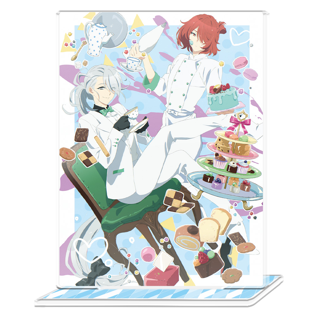 TVアニメ「美少年探偵団」 アクリルポートレートB