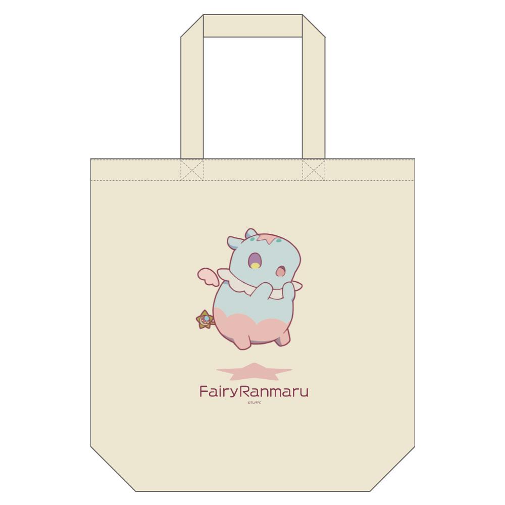 Fairy蘭丸~あなたの心お助けします~ トートバッグ