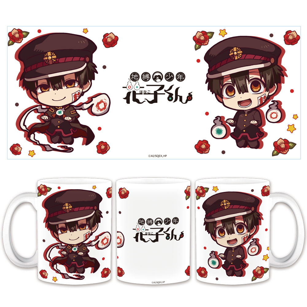 TVアニメ「地縛少年花子くん」 マグカップ