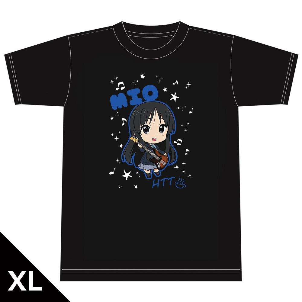 けいおん! Tシャツ[秋山 澪] XLサイズ