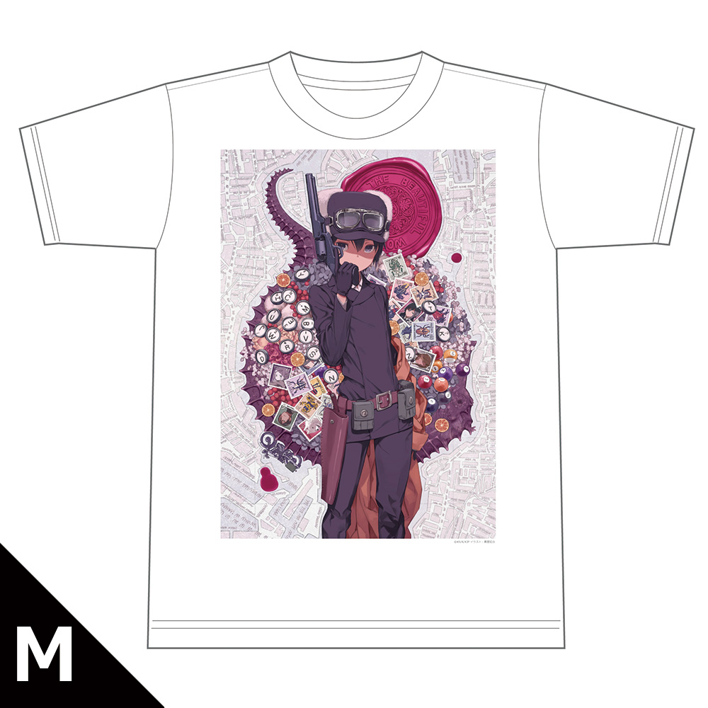 キノの旅 -the Beautiful World- the Animated Series Tシャツ Mサイズ