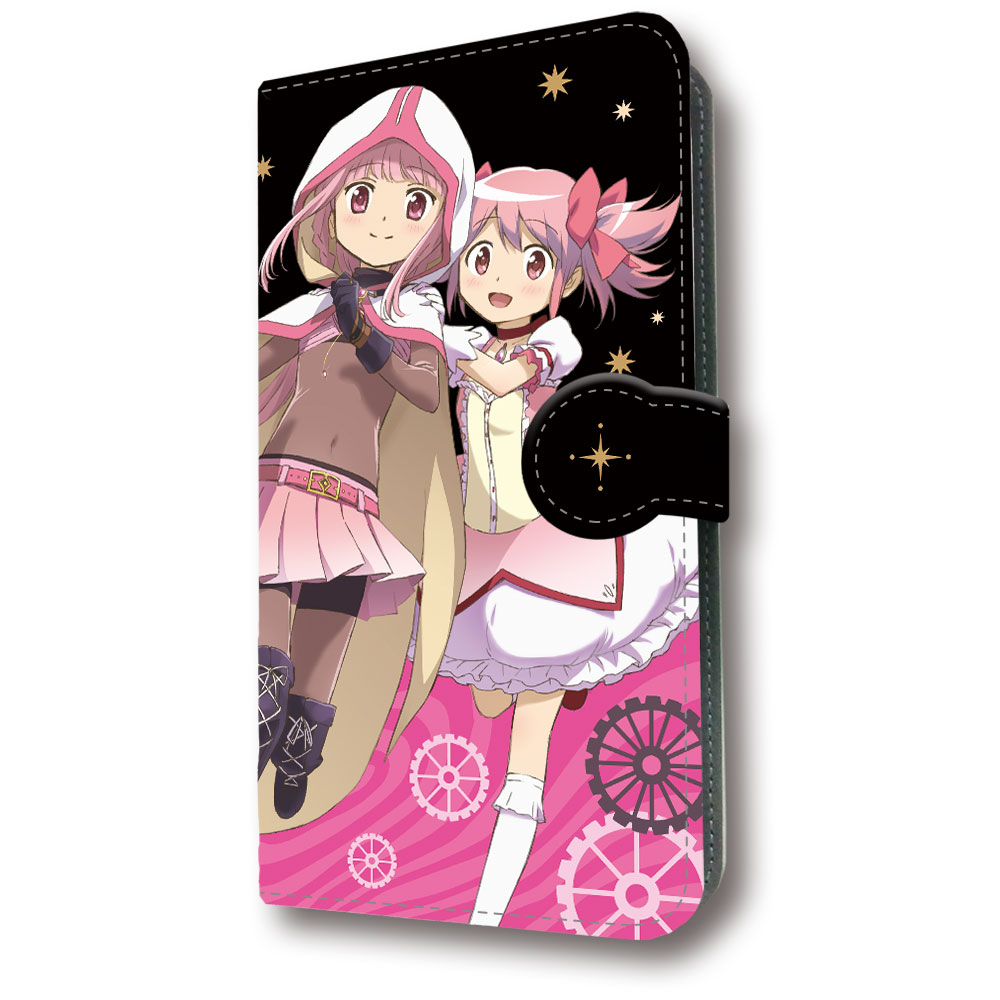マギアレコード 魔法少女まどか☆マギカ外伝 手帳型スマートフォンケース