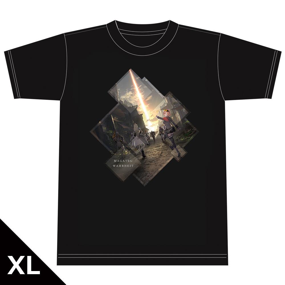 禍つヴァールハイト Tシャツ XLサイズ