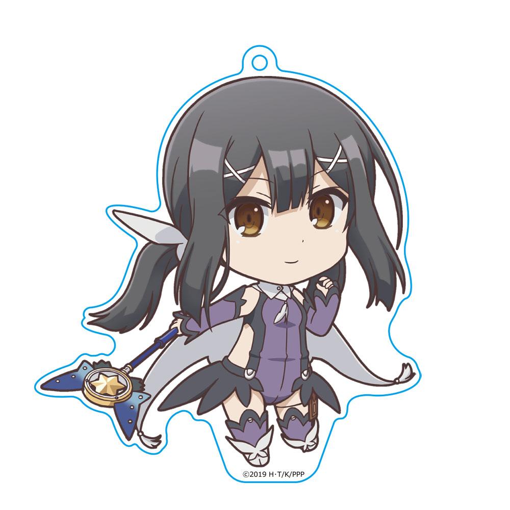 Fate/kaleid liner Prisma☆Illya プリズマ☆ファンタズム ぷにこれ!キーホルダー(スタンド付) 美遊