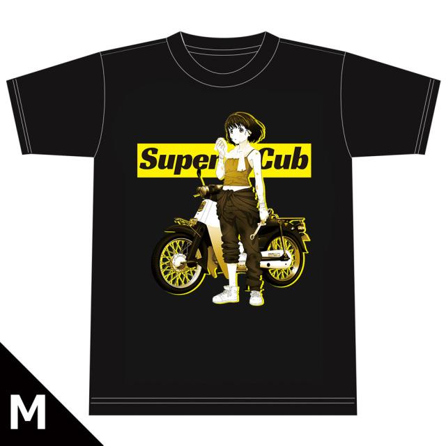 スーパーカブ Tシャツ[小熊] Mサイズ