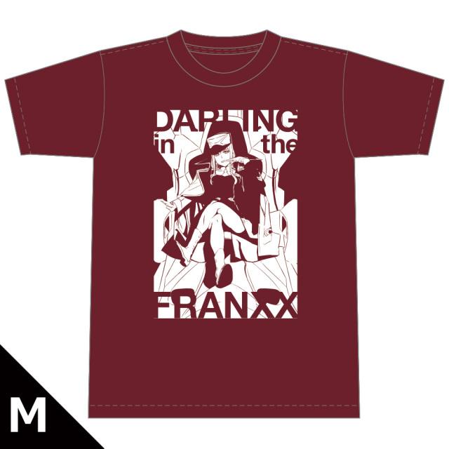 ダーリン・イン・ザ・フランキス Tシャツ[ゼロツー] Mサイズ