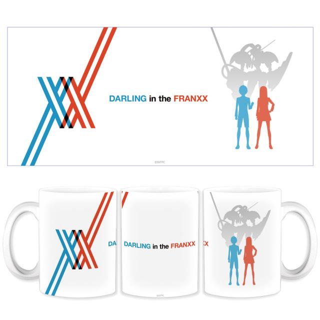 ダーリン・イン・ザ・フランキス マグカップ