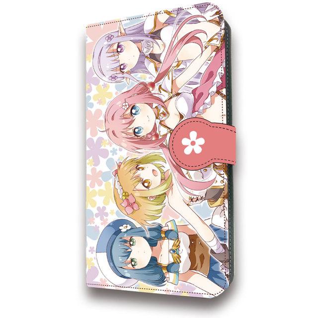 えんどろ~! 手帳型スマートフォンケース