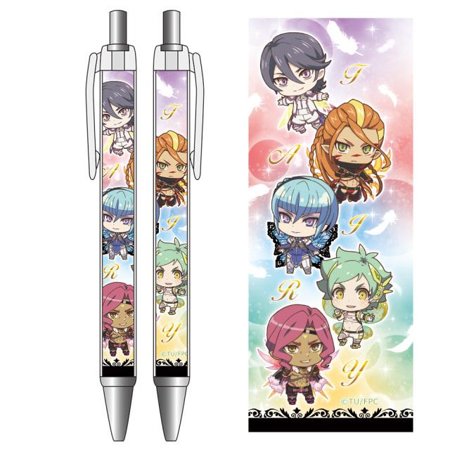 Fairy蘭丸~あなたの心お助けします~ ボールペン