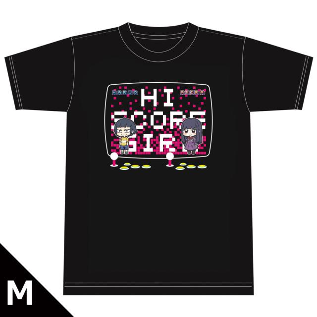 ハイスコアガール Tシャツ[ハイスコアガール] Mサイズ
