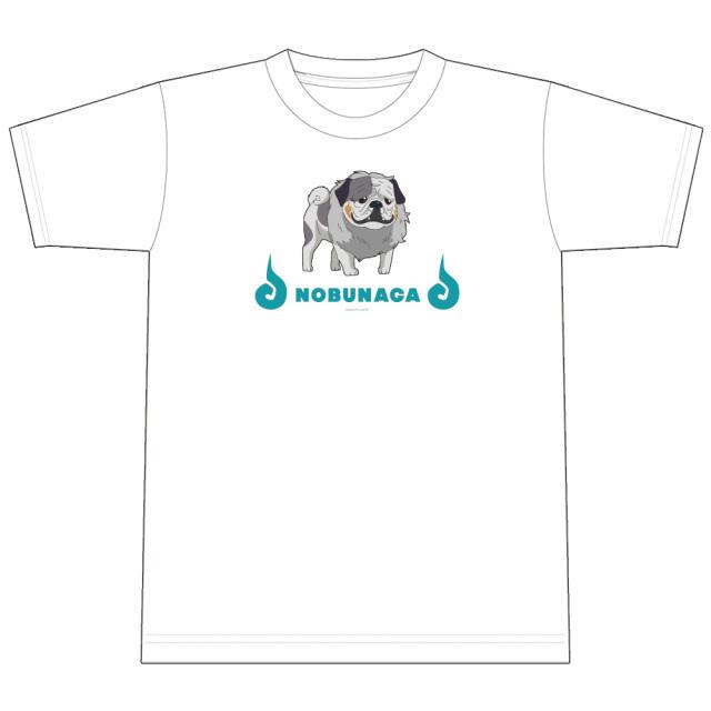 かくりよの宿飯 Tシャツ[ノブナガ]