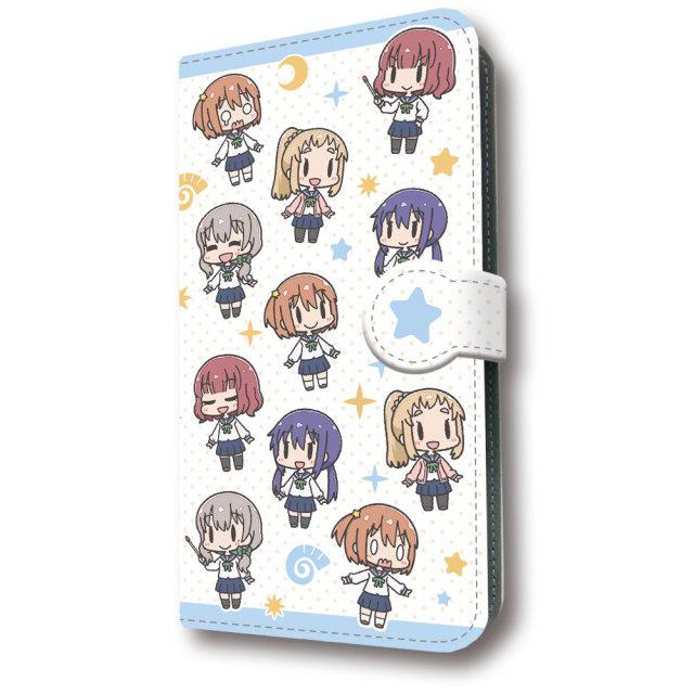 恋する小惑星 手帳型スマートフォンケース