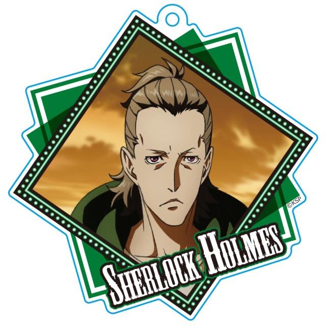 歌舞伎町シャーロック アクリルキーホルダー シャーロック・ホームズ