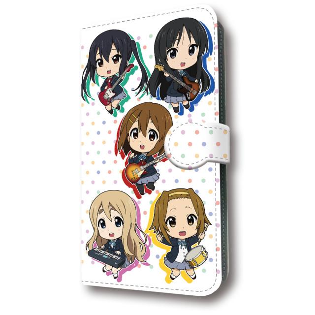 けいおん! 手帳型スマートフォンケース