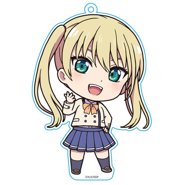 TVアニメ『カノジョも彼女』 ぷにこれ!キーホルダー(スタンド付) 星崎理香