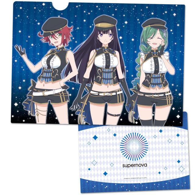 TVアニメ「Lapis Re:LiGHTs」 クリアファイルB
