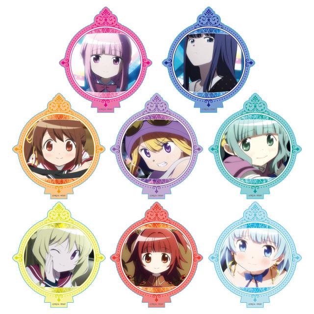 マギアレコード 魔法少女まどか☆マギカ外伝 アクリルスタンドコレクション(1pcs)