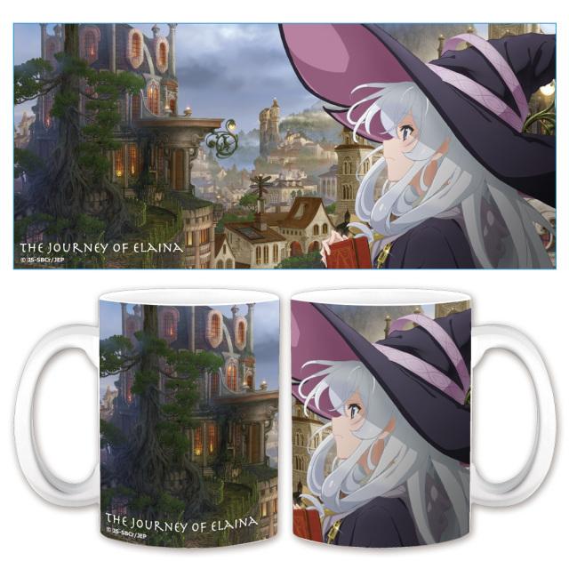 魔女の旅々 マグカップ