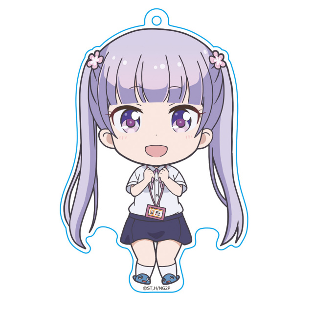 TVアニメ 『NEW GAME!!』 ぷちこれ!アクリルキーホルダー 涼風青葉