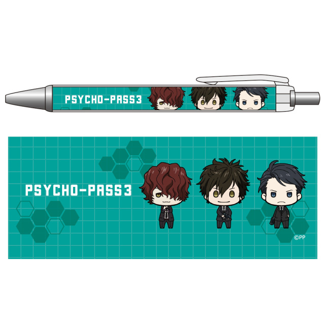 PSYCHO-PASS サイコパス 3 ボールペンA[公安局]