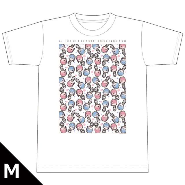 Re:ゼロから始める異世界生活 Tシャツ Mサイズ