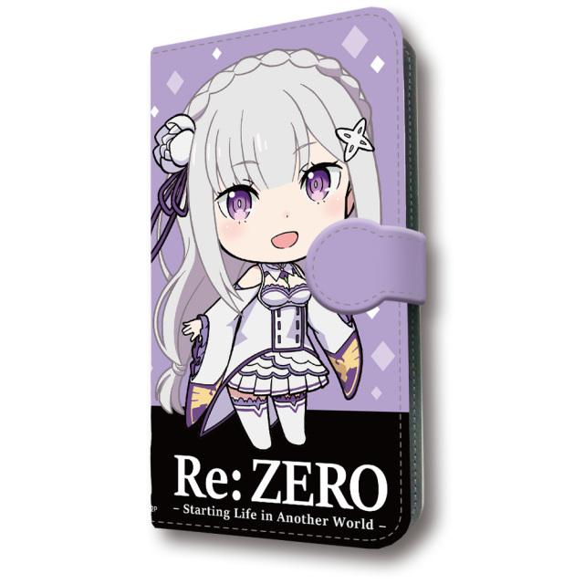 Re:ゼロから始める異世界生活 手帳型スマートフォンケースA[エミリア]