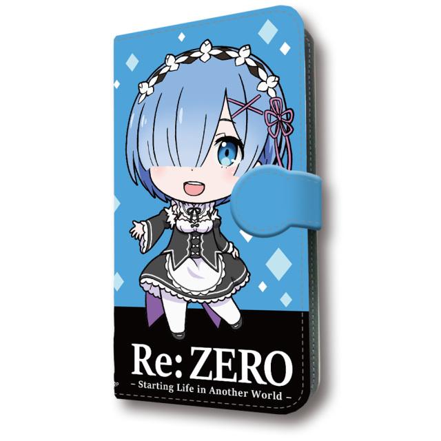 Re:ゼロから始める異世界生活 手帳型スマートフォンケースB[レム]