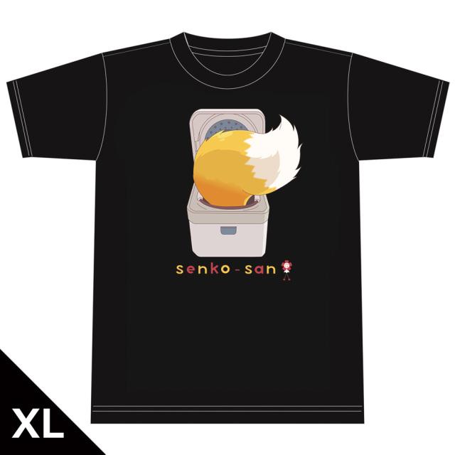 世話やきキツネの仙狐さん Tシャツ[炊飯器仙狐さん] XLサイズ