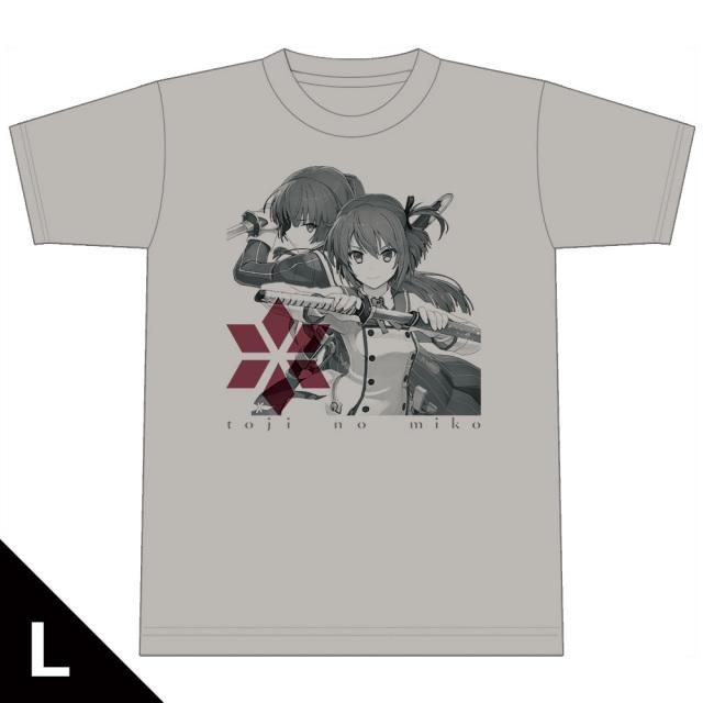 刀使ノ巫女 Tシャツ Lサイズ