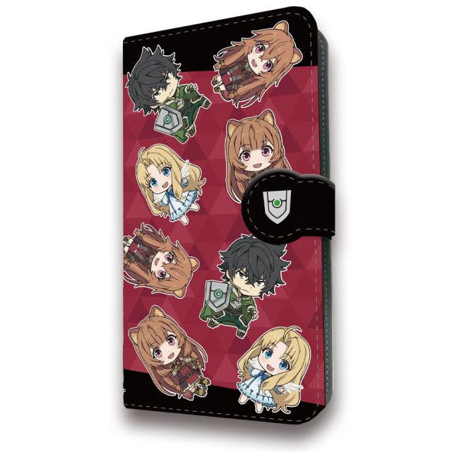 盾の勇者の成り上がり 手帳型スマートフォンケース