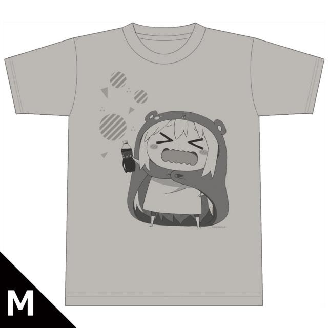 干物妹!うまるちゃんR はじける炭酸Tシャツ Mサイズ