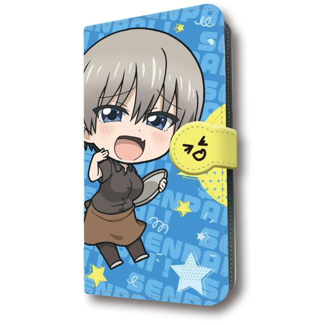 宇崎ちゃんは遊びたい! 手帳型スマートフォンケース