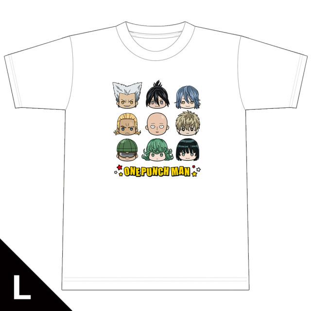 ワンパンマン Tシャツ[ONE PUNCH MAN] Lサイズ