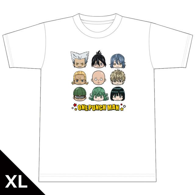 ワンパンマン Tシャツ[ONE PUNCH MAN] XLサイズ