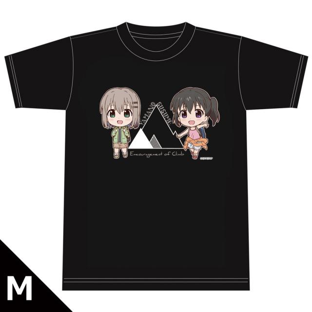 ヤマノススメ おもいでプレゼント Tシャツ Mサイズ