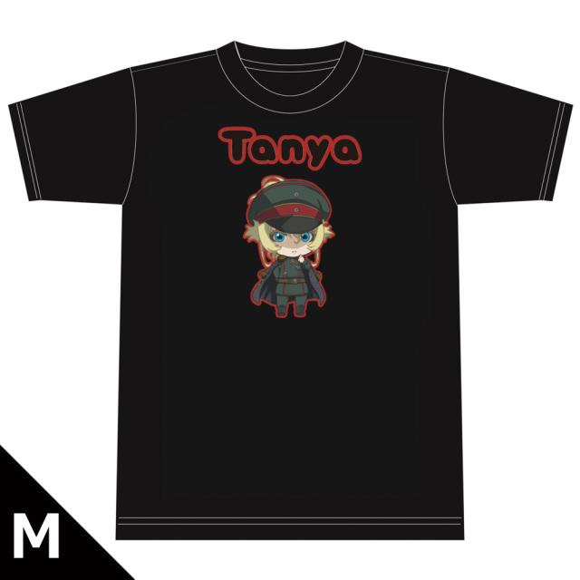 劇場版 幼女戦記 Tシャツ[ターニャ] Mサイズ