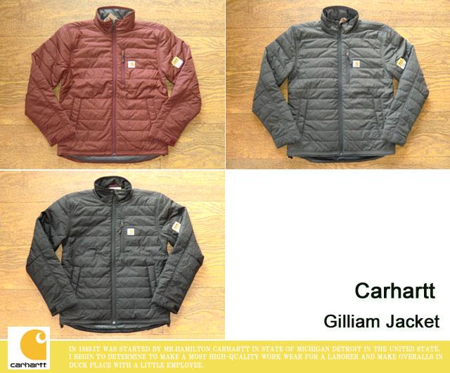[Carhartt]カーハート-ギリアムジャケット