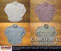 [CAMCO]カムコ-シャンブレーL/Sワークシャツ